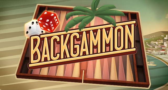 Backgammon Logo