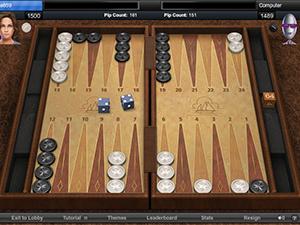 Backgammon Screenshot 0