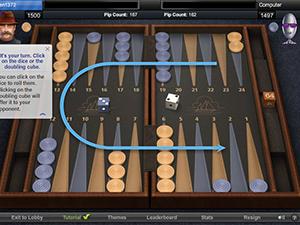 Backgammon Screenshot 2