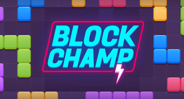Block Champ Logo