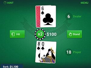 Blackjack Screenshot 0