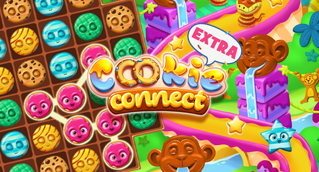 Cookie Connect Extra Logo
