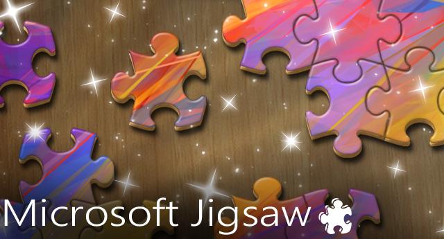 Microsoft Jigsaw Logo