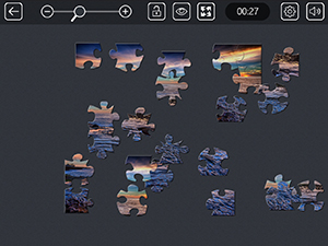 Microsoft Jigsaw Screenshot 0