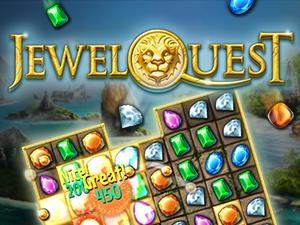 Jewel Quest Logo