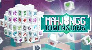 Mahjongg Dimensions Logo