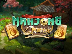 Mahjong Quest Logo