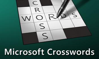 Microsoft Crosswords Logo