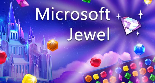 Microsoft Jewel Logo