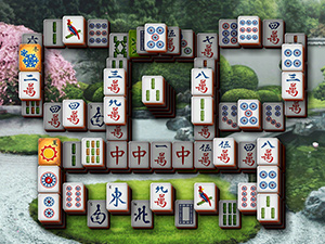 Microsoft Mahjong Screenshot 1