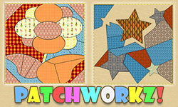 Patchworkz! Logo