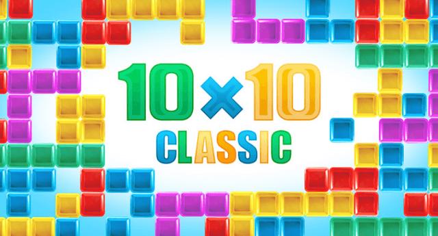 10x10 Classic Logo